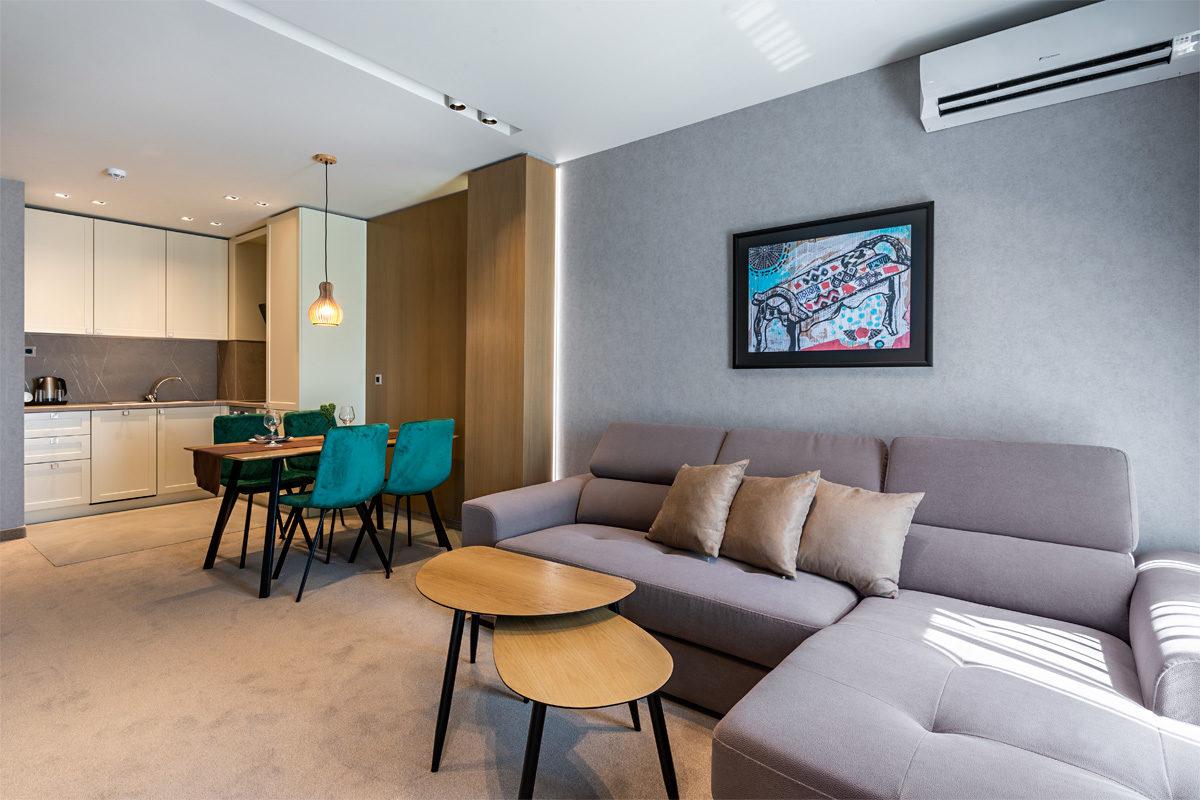 Апартамент 55 м.2